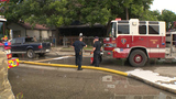 Fire leaves South Side family without home