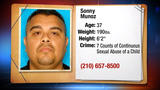 SW San Antonio man wanted for having sex with young girl