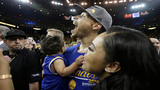 Curry, record-setting Warriors headed back to NBA Finals