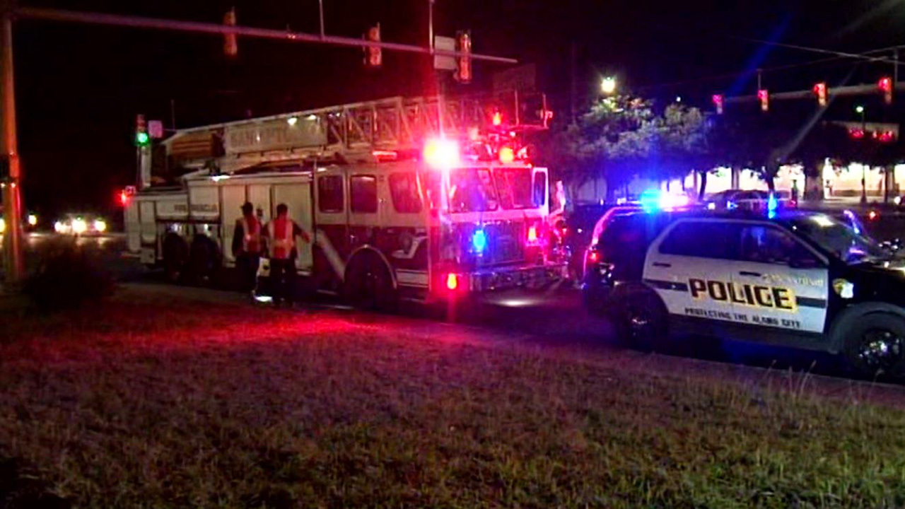 Pedestrian Hospitalized After Hit And Run Accident