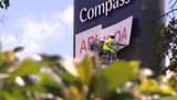 Garney Construction replaces Abengoa sign in latest Vista Ridge step