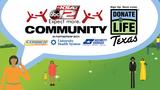 KSAT12 hosts Donate Life Texas phone bank