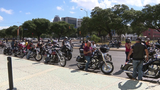 Law enforcement motorcycle clubs provide support for 100 Club
