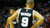 Tony Parker shares thoughts on Tim Duncan's retirement, future of Spurs