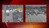 Major accident closes westbound lanes of 410 at Callaghan