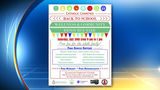 'Back to School' wellness, community resource fair to be held Saturday