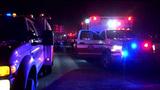 Man hit, killed crossing highway
