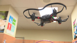 Summer camp teaches children to build, fly drones