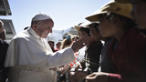 With Auschwitz visit, Pope faces complex Polish-Jewish story