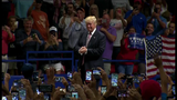 Donald Trump gives speech in Austin, speaks on immigration, Democratic opponent