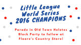 Parade, block party being held for Helotes Little League World Series champions
