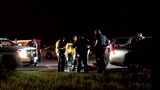 BCSO: Chase suspect punches deputy, spits at paramedic
