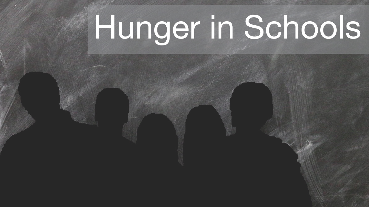 Hunger Not A Game In Public School System