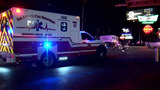 Motorcyclist recovering after overnight accident