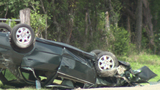 2 Bexar County crashes on rural roads kill 2