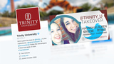 Trinity University hands over Twitter account to students