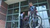 Video: Teen walks 3 hours to work, trooper gives him a bike