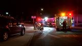 Woman hit by car while biking