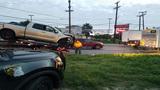 Driver falls asleep at wheel, rear-ends VIA bus