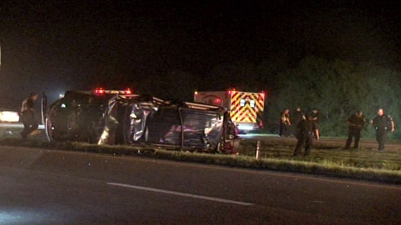 Pastor's daughter among victims killed in Loop 410 crash