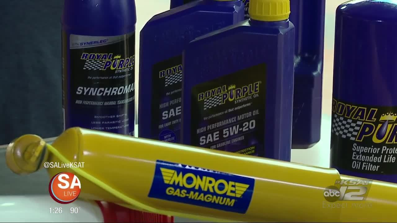 Express Lube Offers Shocking New Special For Fall