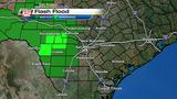 Flash flood watch expanded to include San Antonio until Monday morning
