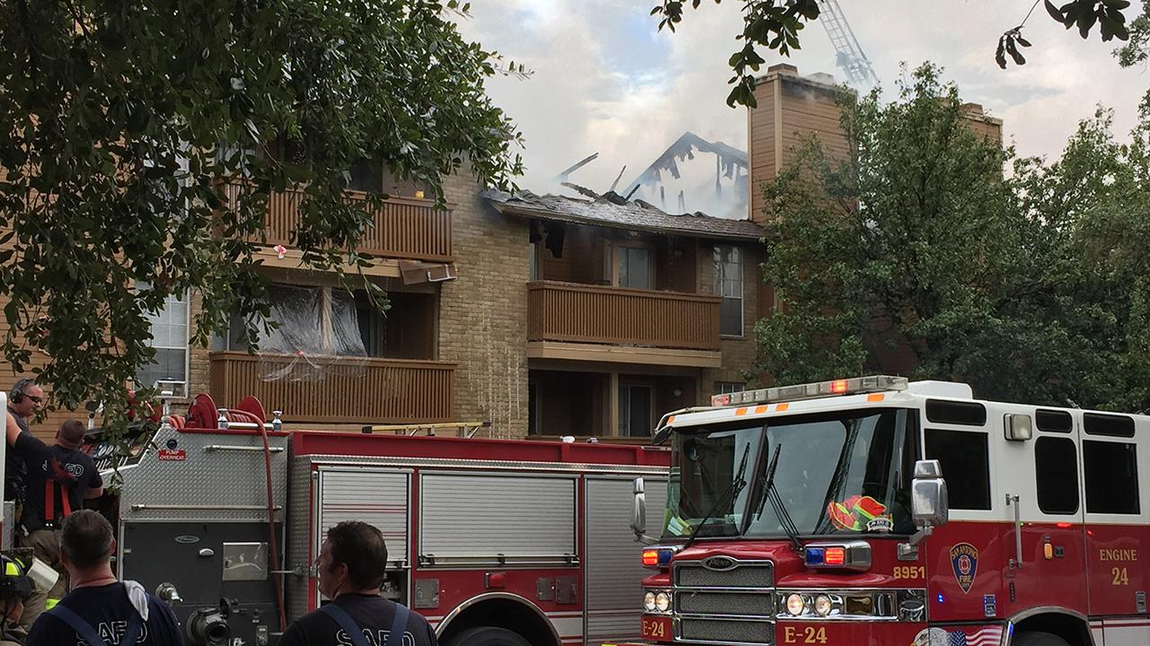 Oak Springs Apartments San Antonio Texas