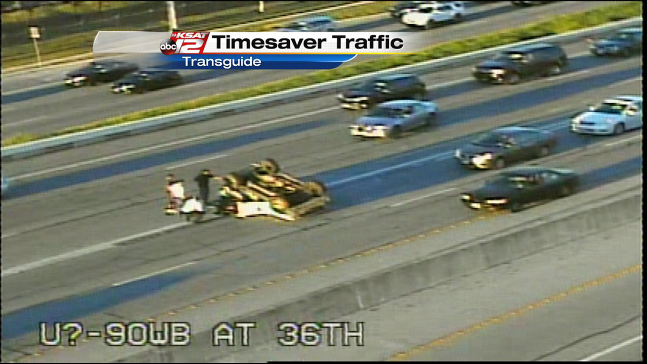 Traffic Update Accident Cleared On Highway 90 W At 36th