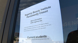 Cosmetology school closes without warning students