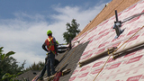 Roofing industry operates at frenzied pace after April hail storms