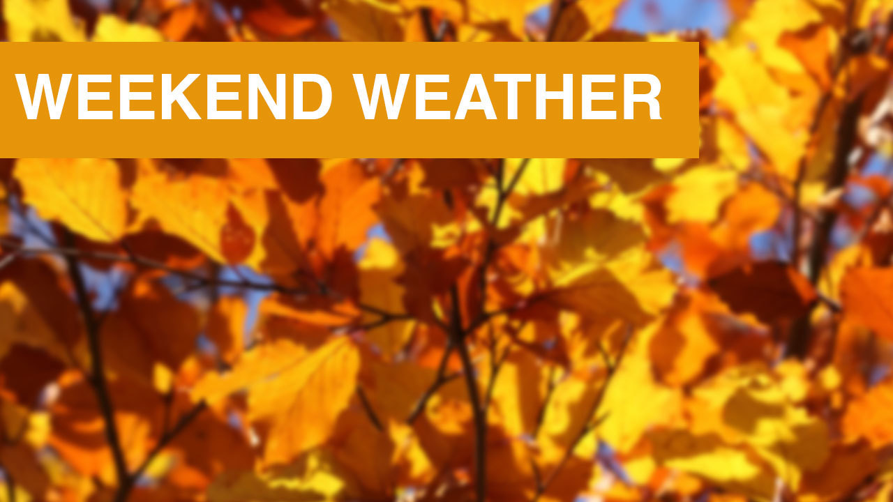 Weather For Sunday : Expect a cool change in the weather this weekend