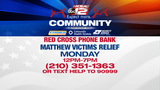 Red Cross phone bank takes place for Hurricane Matthew victims