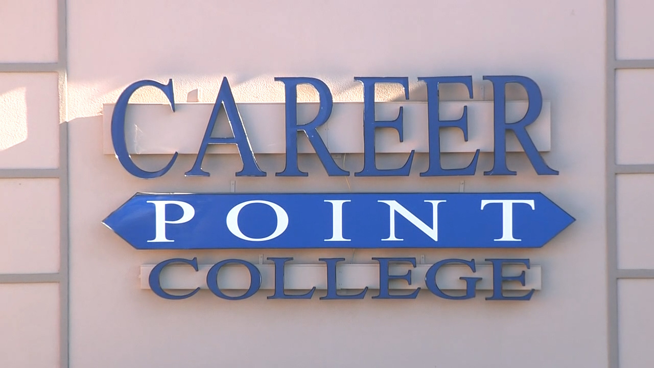 students react to career point college closure. Black Bedroom Furniture Sets. Home Design Ideas