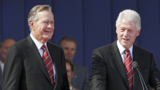 Letter from George H.W. Bush to Bill Clinton goes viral after contentious debate