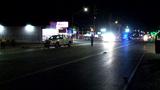 Pedestrian hit by pickup truck on East Side