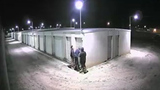 Cibolo police search for storage building burglars