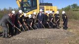BCSO breaks ground on new substation in west Bexar County