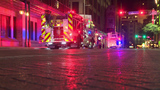 Wedding disrupted by fire in 97-year-old Gunter Hotel