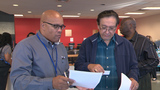 More than 30 employers meet with candidates at East Side job fair