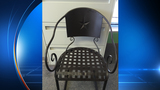H-E-B issues recall on brazos-embossed star chairs