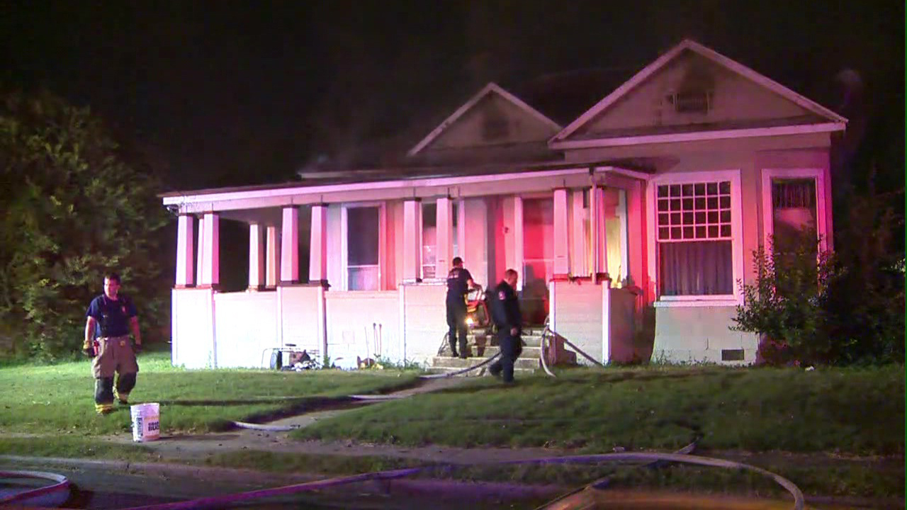 Infant Dies In House Fire On East Side