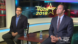 Will Hurd, Pete Gallego face off in live debate at KSAT 12 studios
