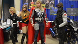 Opening day at Alamo City Comic Con