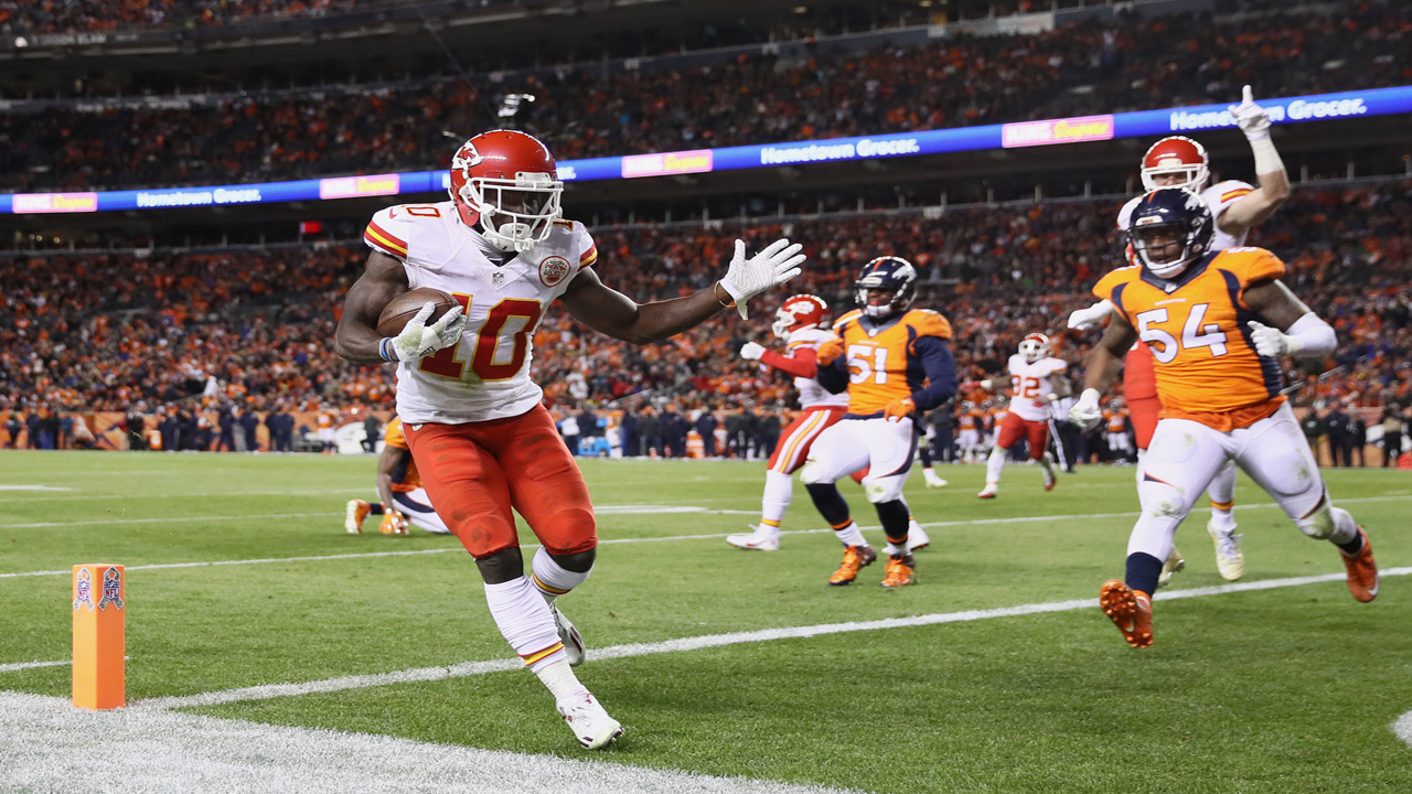 Chiefs beat broncos 30 27 in overtime for Fred s fish fry