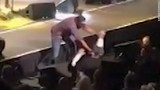 Video: Country star smacks fan during show