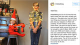 Best dad ever? Man transforms son into Elf on the Shelf