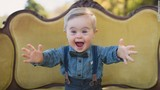 Video: Toddler with Down syndrome models for OshKosh