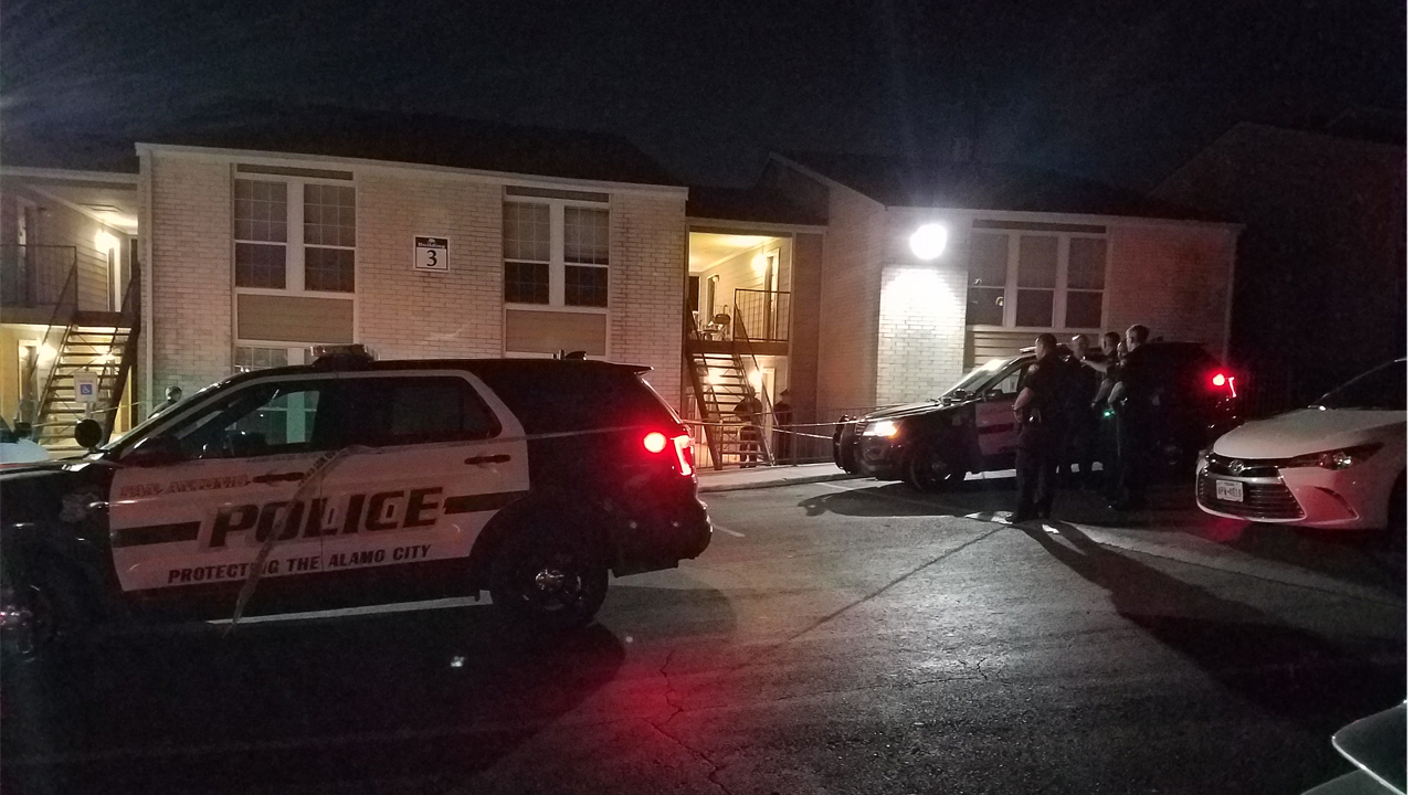 Man Shot Killed During Argument At Apartment Complex On