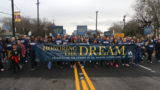 Images: 30th annual SA MLK March features powerful, colorful messages