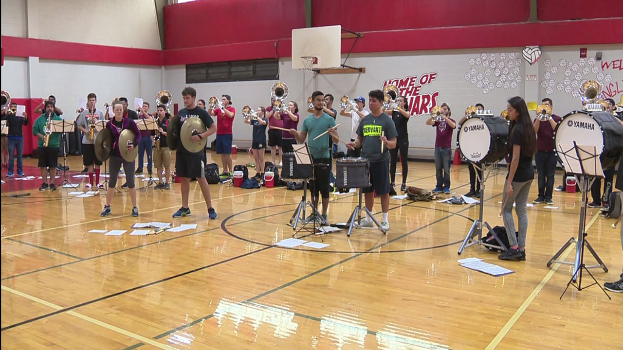 Local Drum Corps To Perform At Super Bowl Events